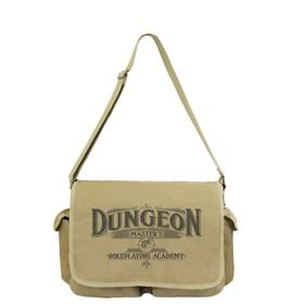 Dungeons & Dragons Role Playing Academy Messenger Flap