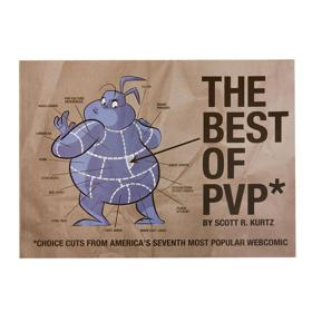 PVP / Table Titans Best of PVP Book