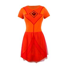 Adventure Time Flame Princess Fit 'n' Flare Tulle Dress
