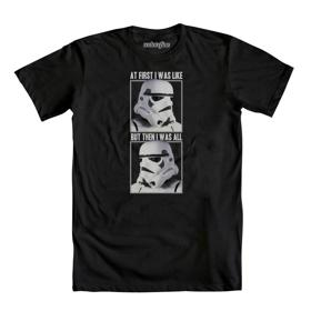 Star Wars Stormtrooper at First