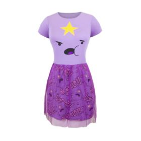 Adventure Time LSP Fit 'n' Flare Tulle Dress