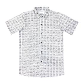 Star Wars Stormtrooper All Over Button Up