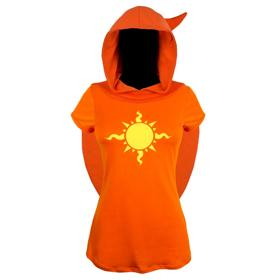 Homestuck Rose God Tier Hooded Shirt