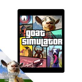 Goat Simulator Goat Theft