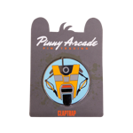 Borderlands Pinny Arcade ClapTrap Pin
