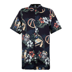 Clap Trap Aloha Button Up