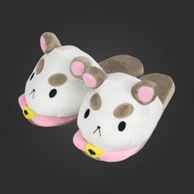 Bee And PuppyCat Puppycat Plushie Slippers