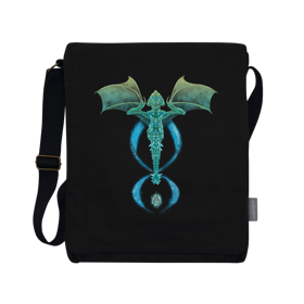 Guild Wars 2 Aurene Guardian Vertical Messenger
