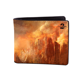 Guild Wars 2 Charr Land Wallet