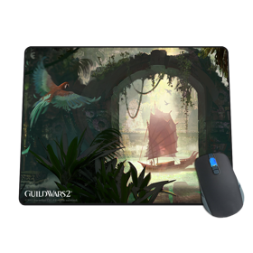 Reclaimed Mousepad