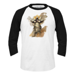 Warrior Spellbreaker Baseball Tee