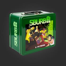 Homestuck Sburb Lunch Box