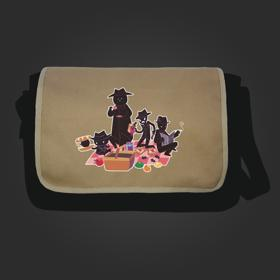 Homestuck Midnight Crew Picnic Messenger Flap