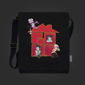 Homestuck Alpha Kids Messenger Bag