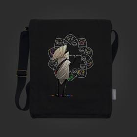 Homestuck WV Draw Winners Vertical Messenger Bag