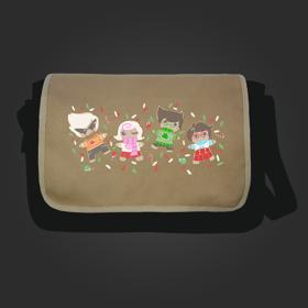 Homestuck Alpha Kid Cookies Messenger Flap
