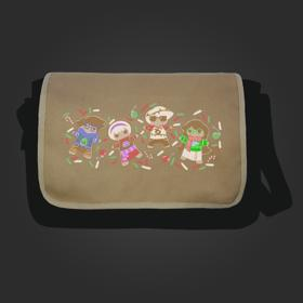 Homestuck Beta Kid Cookies Messenger Flap