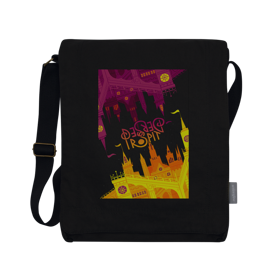 Homestuck Prospit Derse Vertical Bag
