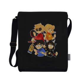 Homestuck Hooded Heroes Vertical Bag