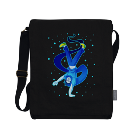 Homestuck Breath of Fresh Heir Vertical Messenger Bag