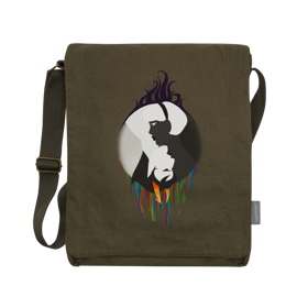 Homestuck Grimdrink Vertical Messenger Bag