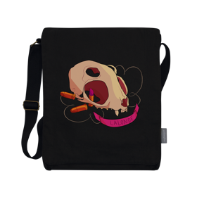 Homestuck Lalonde Squad Vertical Messenger Bag