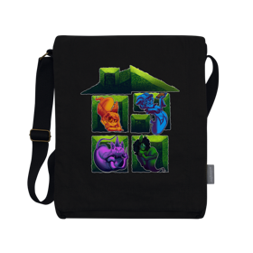Homestuck Beta Sprites Vertical Messenger Bag