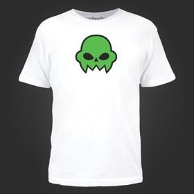 Homestuck Green Skull Cosplay Tee