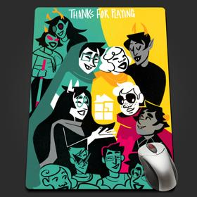 Homestuck Thanks For Playing