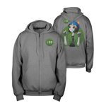Troll Meow Zip Up