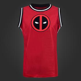 Marvel Deadpool Mesh Jersey