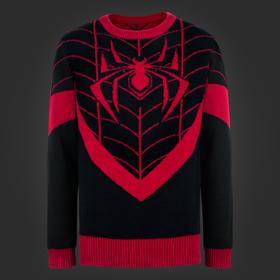 Marvel I Am Miles Morales Knit Sweater