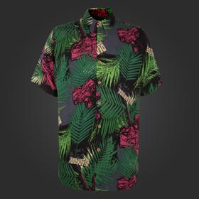 Marvel Deadpool Tropical Aloha Shirt