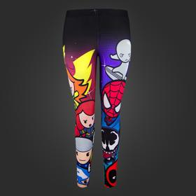 Marvel Kawaii Marvel Leggings