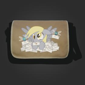 My Little Pony Muffins and Mail Messenger Flap