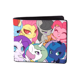 My Little Pony Chibi Toss Wallet