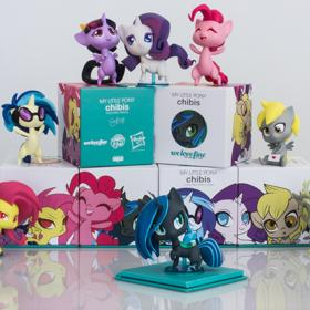 My Little Pony MLP Chibi Vinyl Series 1