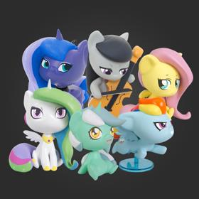 My Little Pony MLP Chibi Vinyl Series 2