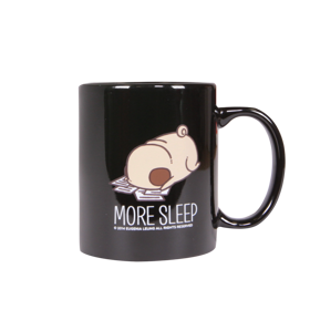 Puglie More Sleep Mug
