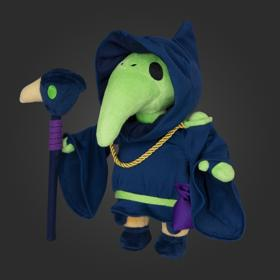 Shovel Knight Plague Knight Plush