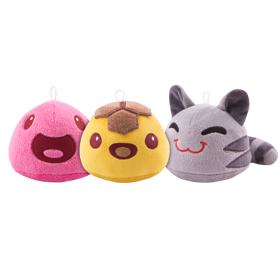 Slime Rancher Plushies