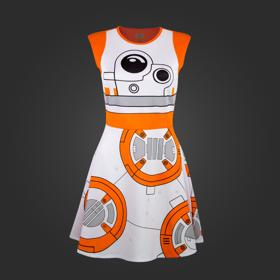 Star Wars BB8 Skater Dress