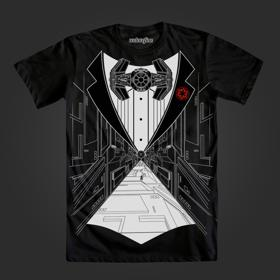 Star Wars Tie Fighter Tux