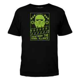 Star Wars Join The Fight Neon