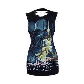 Star Wars Slash Back Tank