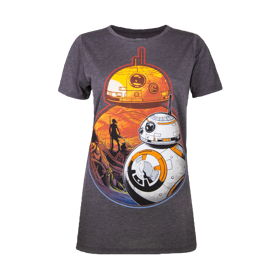 Star Wars BB-8 Jakku Scene