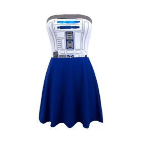 Star Wars R2D2 Tube Dress
