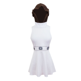 Star Wars Princess Leia Dress