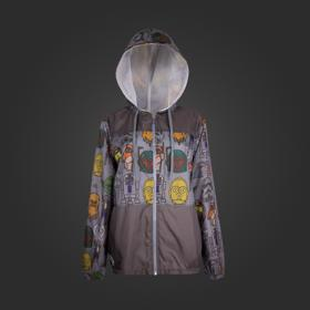 Star Wars Sketchy Toss Windbreaker