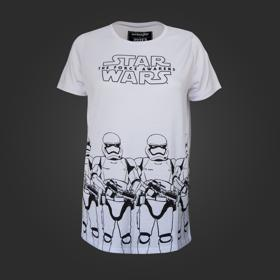 Star Wars Trooper Lineup Oversize Tee
